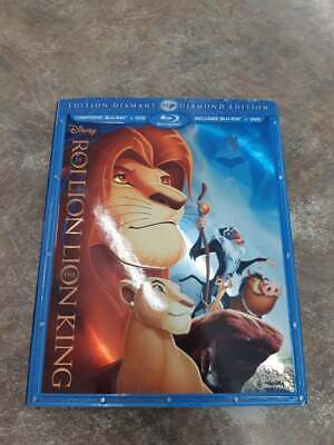 The Lion King 1994 ** Canadian Digital Code **