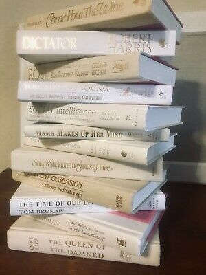 Lot Of 12 Winter White Staging Books- Interior Design/Wedding/Modern/ Shabby