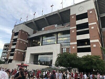 Alabama vs.  NM State Football Tickets