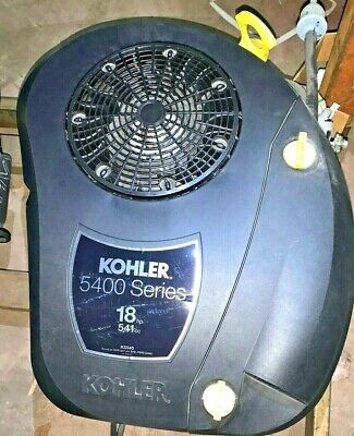 KOHLER 23 HP Engine CV23-75513 for Zero Turn Mowers