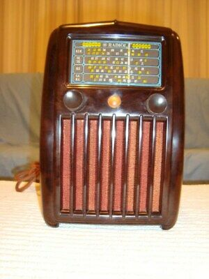1950 Awa Radiola Model 520My Fridge Valve Radio