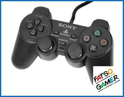 Genuine Playstation 2 Controller PS2 Dual Shock (Pre-Owned)