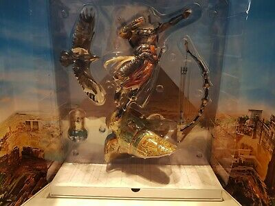 Assassins Creed Origins - Dawn of the Creed - Figur - Statue - Neu - Bayek