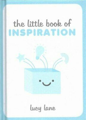 The Little Book of Inspiration by Lucy Lane 9781849538435 | Brand New