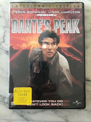 Dante S Peak New Sealed Dvd Collector S Edition Pierce
