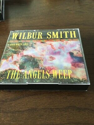 Wilbur Smith Audio Book CD  The Angels Weep
