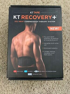 KT Tape - KT Recovery + Ice/Heat Compression Therapy System