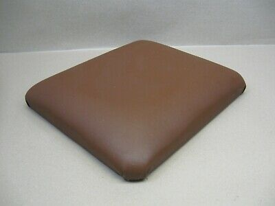 Vtg Singer Sewing Machine Wood Stool Good Strong Seat Top Only