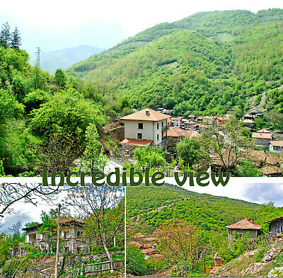 Bulgarian House 70 km to Sofia Bulgaria Properties for sale Remote Property EU