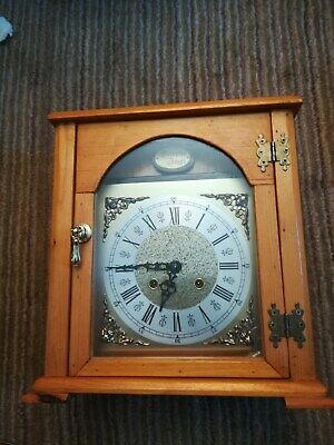 Old/Retro Antique Collectable Franz Hermle Clock/Time Peice/Movment 99P Bargain