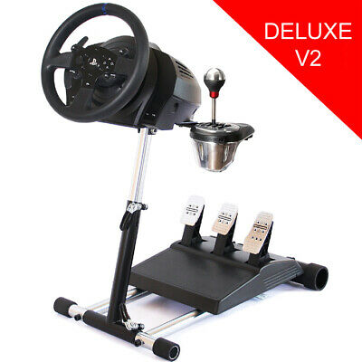 Wheel Stand Pro - Stand for Thrustmaster T300RS/TX/T150/TMX - DELUXE V2