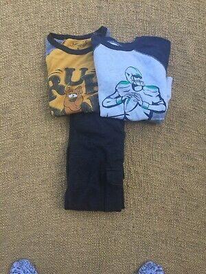 Jumping Beans  Boys Clothes  Size 5 Lot Of 3