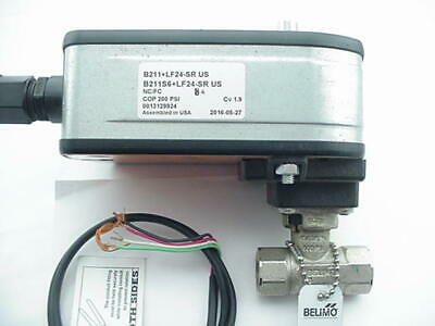 "Belimo LF24-SR US Actuator  1/2"" Valve Ships on the Same Day of the Purchase"