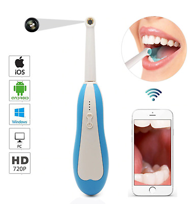 TOP Dental Camera Intraoral Digital USB Imaging Intra Oral Wifi Wireless HD