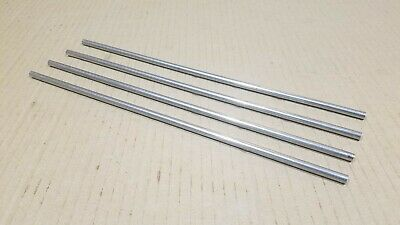 "304 Stainless Steel 1/4"" diameter, 12"" long, 4 rods"