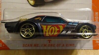2020 Hot Wheels Id Cars Night Shifter Chase Car A Case # 1/8