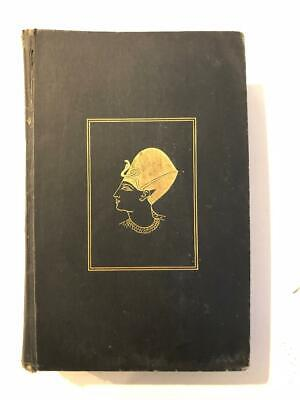 Egypt Under the Pharaohs 1891 by  Heinrich Brugsch, 1st rare
