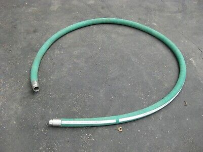 Flexible Components TLCT / SFTL Chemfluor Green Hose 12ft long 12'