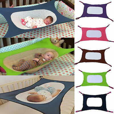 Lullaby Hammock Baby Detachable Protable Newborn Folding Crib Bed For Baby