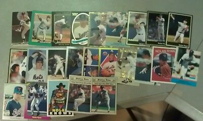 Nolan Ryan Texas Rangers ANGELS METS ASTROS 200 PLUS ODDBALLS WOW  YOU PICK