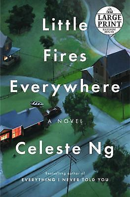 Little Fires Everywhere by Celeste Ng (2017, Paperback)