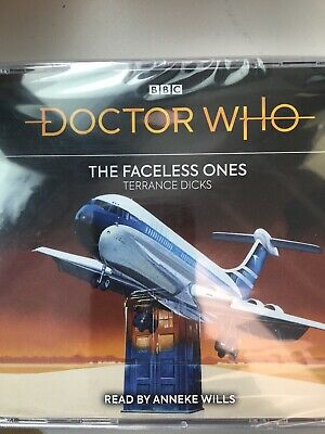 doctor who: the faceless ones (4 x CD) Audio Version Read Anneke Wills