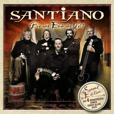 Santiano - Bis Ans Ende der Welt (Second Edition / inkl. 4 neuer Songs)