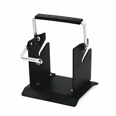 Black Adjustable Solder Tin Wire Stand Holder Support Station 3mm
