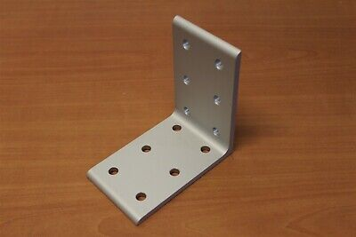 8020 Inc Aluminum 12 Hole Tall Inside Corner Bracket 15 Series 4414 SC E6-04
