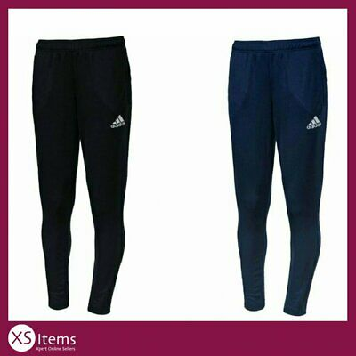 NEW Adidas Mens/Youth Core 15 Training Sport Joggers Bottoms Black/Navy S/M/L/XL