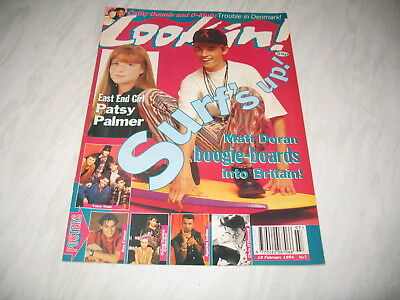 Look-In magazine Junior TV Times 1994 19 February No. 7 complete Take That