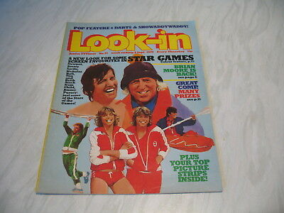 Look-In magazine Junior TV Times No. 37 1979 8 September complete