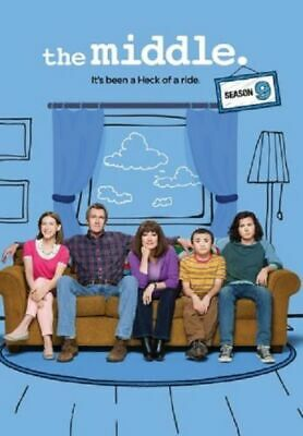 The Middle Series Complete Season 9 New DVD  Set Region 1  /  4 R4