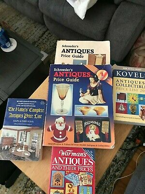 Antique Books and Price Guides