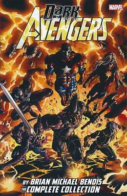 DARK AVENGERS By BRIAN MICHAEL BENDIS: COMPLETE COLLECTION TPB Marvel Comics TP