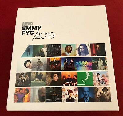 HBO Emmy FYC DVD Box Set 2019 Game of Thrones Chernobyl Deadwood