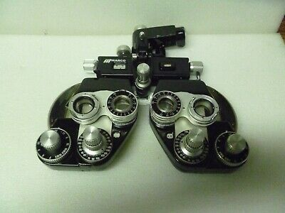 Marco Refactor Rt-I Phoropter Ophthalmic Equipment