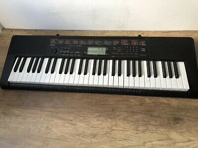 Casio Lk160 Lighting up Keyboard 61 Keys With USB, Tested Working Good Conditon