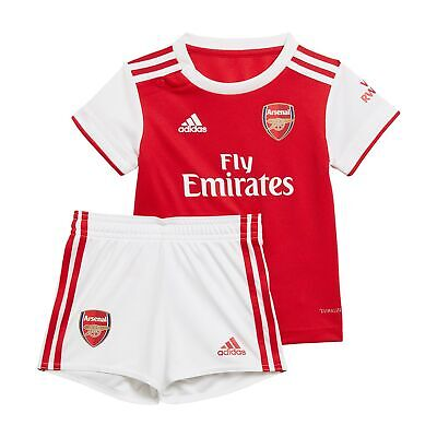 adidas Official Kids Arsenal FC Home Baby Football Kit 2019-20