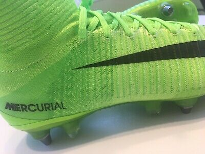 promo code 1e9d8 1fea6 NIKE MERCURIAL SUPERFLY V SG - PRO 831956 306 men 6.5 turf and SG Extra  Cleats