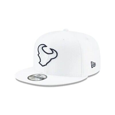 NEW Era NFL Houston Texans GRAPHITE Snapback Cap S M 9 FIFTY Limited Edition