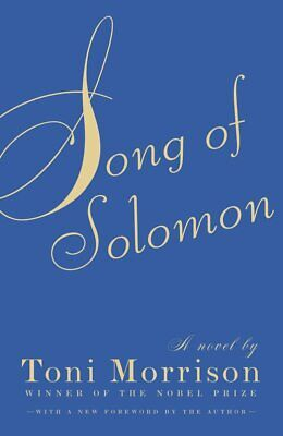 Song of Solomon by Toni Morrison PAPERBACK 2004, BRAND NEW