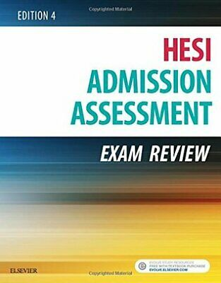 🔥 HESI Admission Assessment Exam Review 4th edition P.DF 📩 Fast Delivery