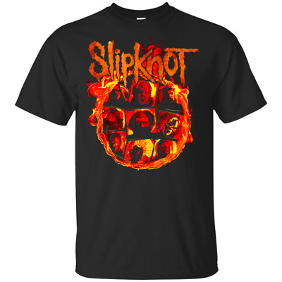 Slipknot We Are Not Your Kind Flames T-Shirt