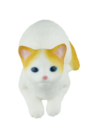 Epoch Capsule Cat Kitten Mini Figure Chatora