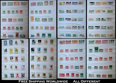 Stamp Collection From The British Colonies & United States Air Mail Postage Due
