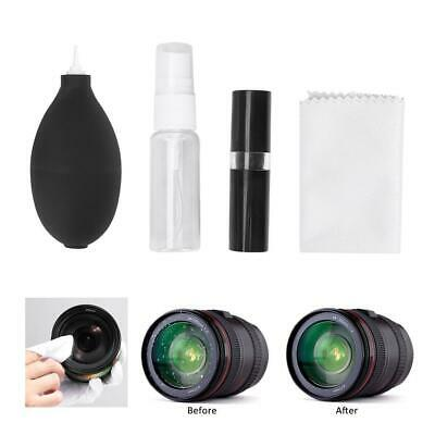 Professional 5 in 1 Camera Lens Cleaning Kit + Pen Cleaner Set For Canon SLR EOS