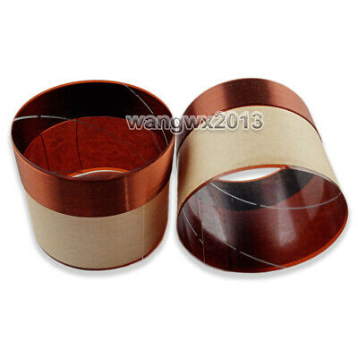 2mm x 30cm  Wool mix  VOICE COIL WICKER TINSEL COPPER WIRE For Large Speakers
