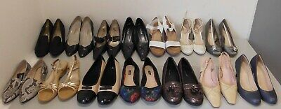 Job Lot Wholesale Mixed Womens Lucky Dip Shoes RESELL CARBOOT TRADER X14 Box4