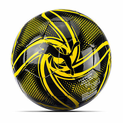 Puma Official Mens BVB Borussia Dortmund Future Flare Mini Football Ball Black